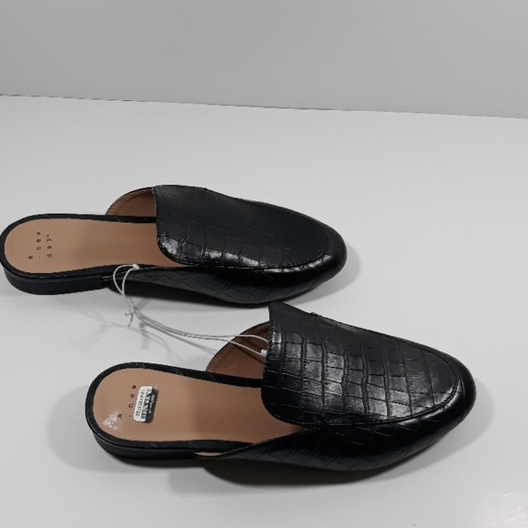 2adb05e0cb2 Ladies Remy backless loafers